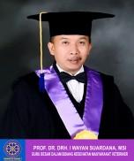 Prof. Dr. Drh.  I Wayan Suardana, M.Si.